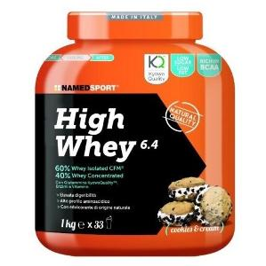 HIGH WHEY COOKIES & CREAM 1KG