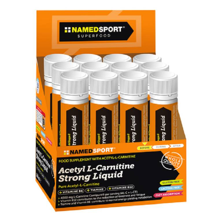 ACETYL LCARNITINE STRONG LIQ F
