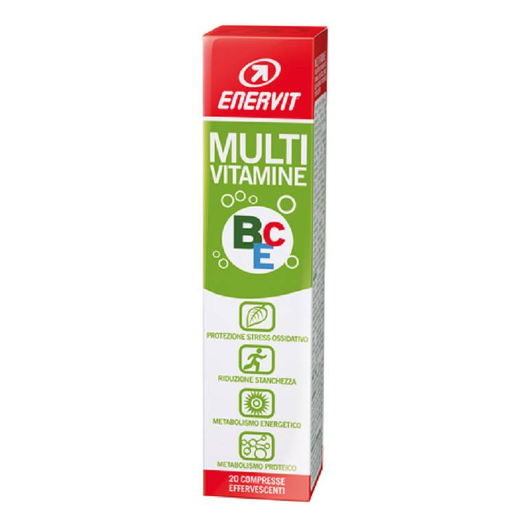 ENERVIT MULTIVITAMINE 20CPR