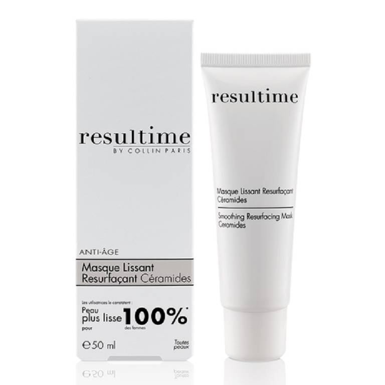 RESULTIME MASQUE LISSANT RESUR